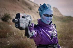 Peebee cosplay 5 by Nebulaluben