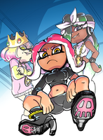 Agent 8 by Anaugi