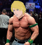 And his name is JAUNE CENA! by TeamGRAE