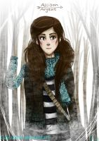 Allison_Argent by Caiculine