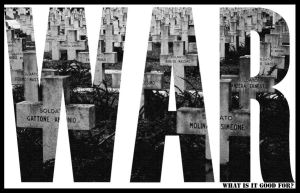 WAR - What is it Good For? by Sulejman