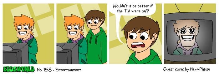 EWCOMIC No.158 - Entertainment by New-Phase