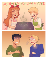 When Two Horrible Cooks Collide! by yosuehere