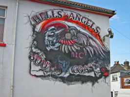 Hells Angels by FlightHome