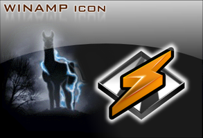 Winamp Icon by bartoszf