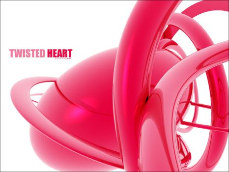 Twisted Heart by SnakeFX