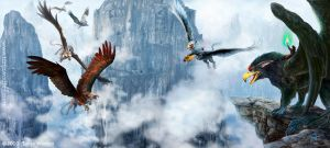 Griffin Flight by tygriffin