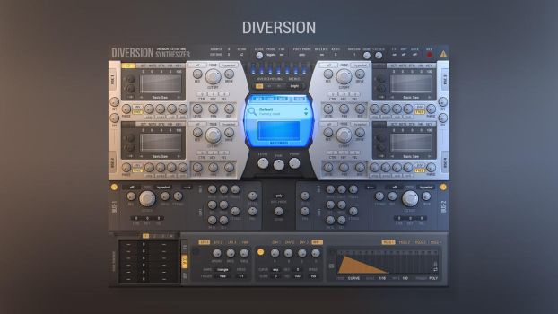 Diversion Synth by Dmitry Sches by geranatali
