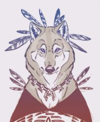 Wolf Lore by Clairictures