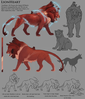 LionHeart Concept Design by The-Hare