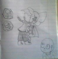 This I was bored in school XD by WIKUNIAK2