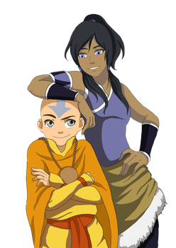 ATLA: The Avatars by momofukuu