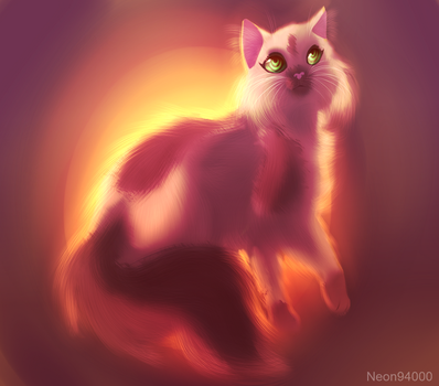 Fur Caught on Fire by Chemical-Ne0n