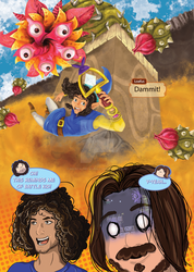 Game Grumps Zine submission by MagicalMelonBall