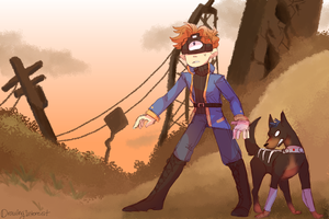 Fallout RP by DrawingInterest