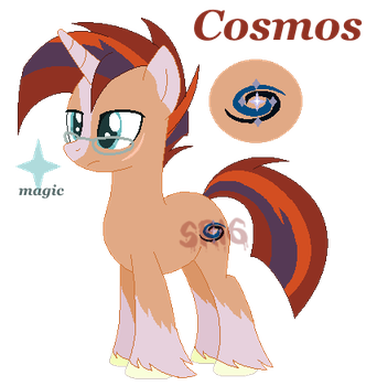 Cosmos by SuperRosey16