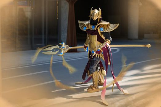 Azir by Quixecosplay