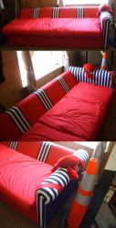Man Eating Couch Makeover by BartBar