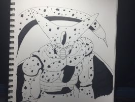 Ink'd Cell (First Form) by CenzArt