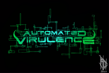 Logo for AUTOMATED VIRULENCE by ArpKor