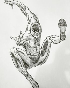 Daredevil by CambodianFire