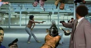 This is America by Kardiamente