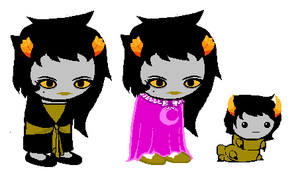 Commission- 20 point custom fantroll 4/12 by ucccoffee