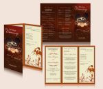 Wedding program by owdesigns