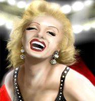 Miss Monroe by Thechaser704141