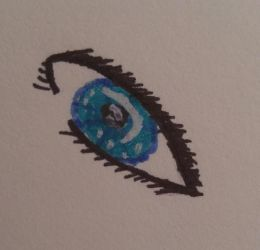 Eye Practice by I-am-to-be-myself