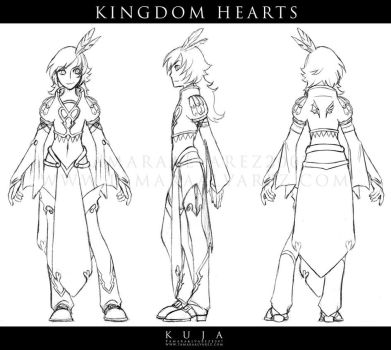 KH Kuja - Rotations kit by Noiry