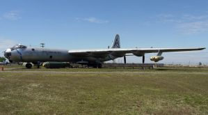 Convair B-36 Peacemaker by shelbs2