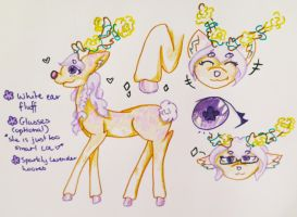 COM :: Deer Custom by Etrenelle