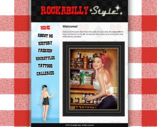 Rockabilly Style by Hypergon