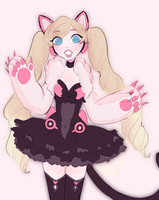 lucky chloe by snownymphs