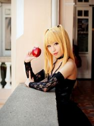 Deathnote Misa cosplay by Suetsuetchan