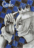 King of tea by GoldenYume