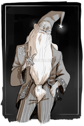 Dumbledore by Natello