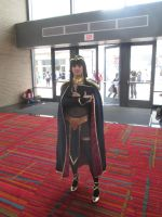 Connecticon Tharja Cosplay by videogameking613