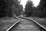 Leavin' on a Southern Train by Johnny23xx