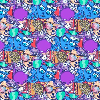 Free Pattern :) by hexthor