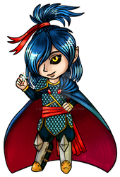 Raffle Prize 3 - for Kirsui by Adalgeuse