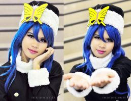 Juvia Loxar: Grand Magic Games by JustineRells