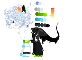 | + Thannyo {MLP/Base/RefSheet} + | by TheChoccoBear