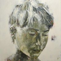 The Seed of Melancholy (SOLD) by Acrymat