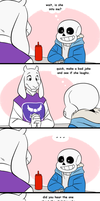 is she into me? by EarthGwee