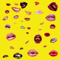 35 Cool Lip Real Brushes by photoshopweb