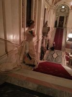 Grand staircase by LadyCafElfenlake