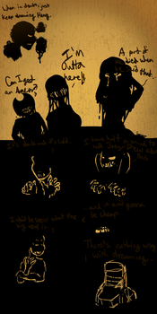 BATIM a Buzzing Screaming Well of Voices by Sarsee