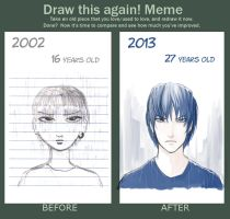 Meme : before after by Aerinn-I